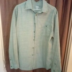 Long sleeve mossimo shirt